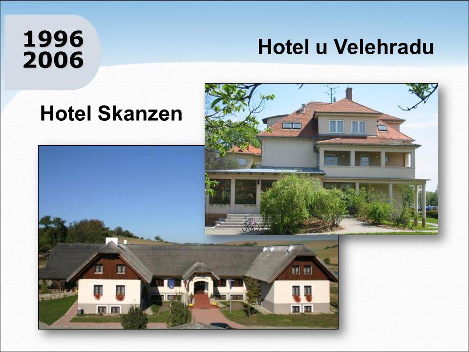 1996 2006 Hotel u Velehradu Hotel Skanzen