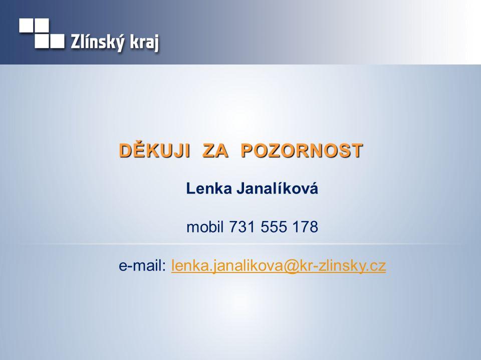 e-mail: lenka.janalikova@kr-zlinsky.cz