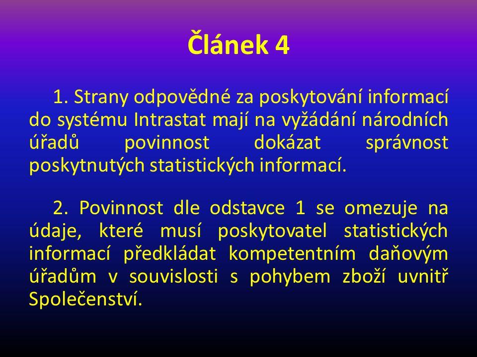 Článek 4