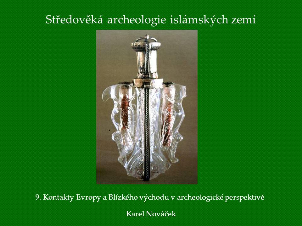Středověká archeologie islámských zemí