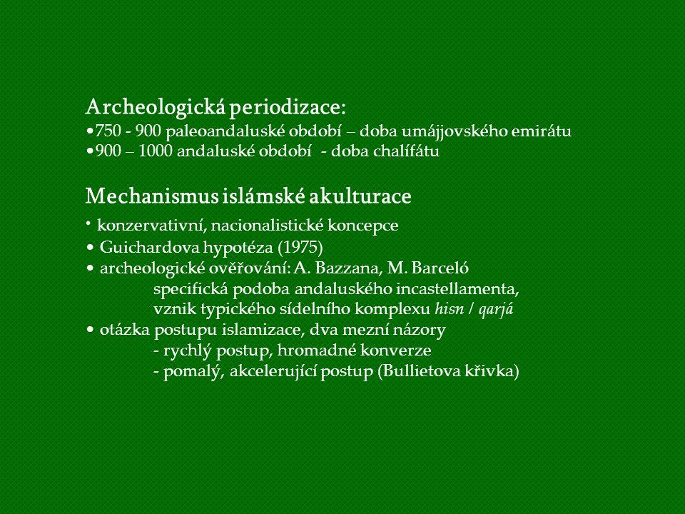 Archeologická periodizace: