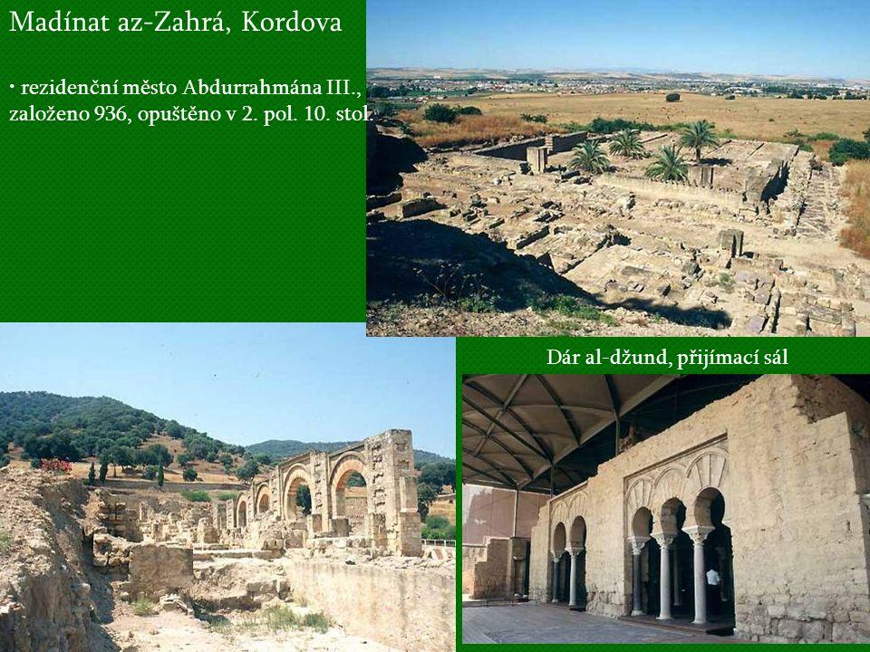 Madínat az-Zahrá, Kordova