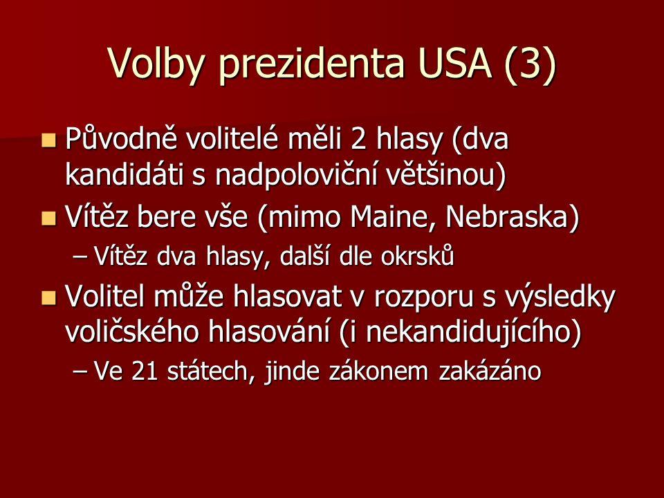 Volby prezidenta USA (3)