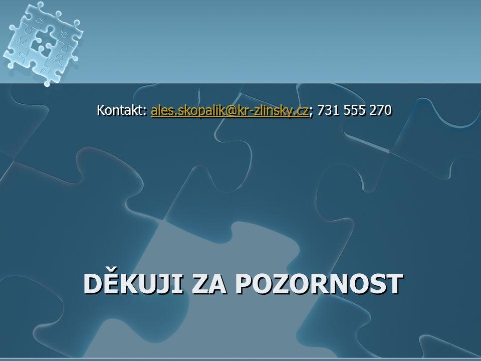 Kontakt: ales.skopalik@kr-zlinsky.cz; 731 555 270