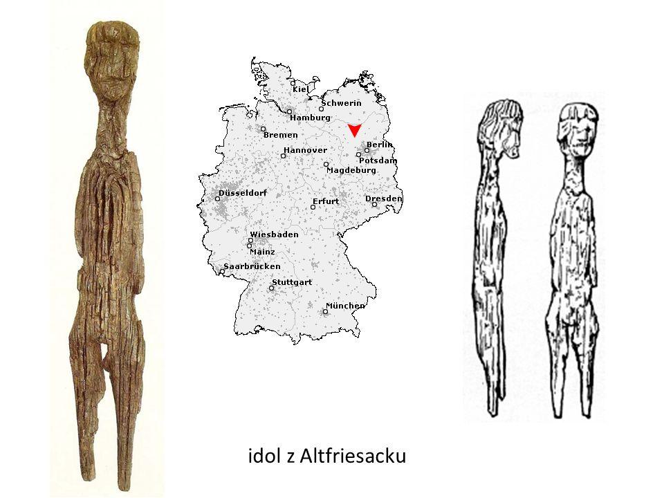 idol z Altfriesacku