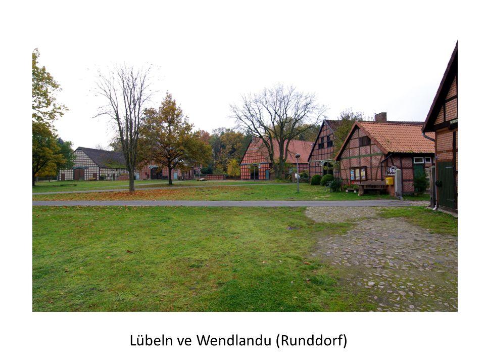 Lübeln ve Wendlandu (Runddorf)
