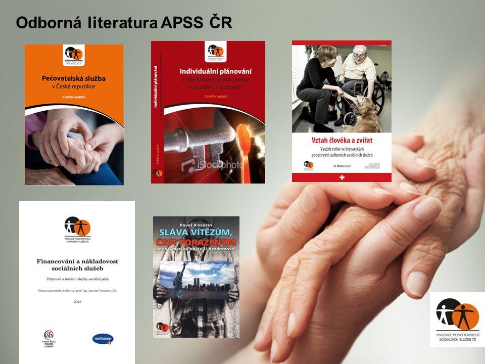 Odborná literatura APSS ČR