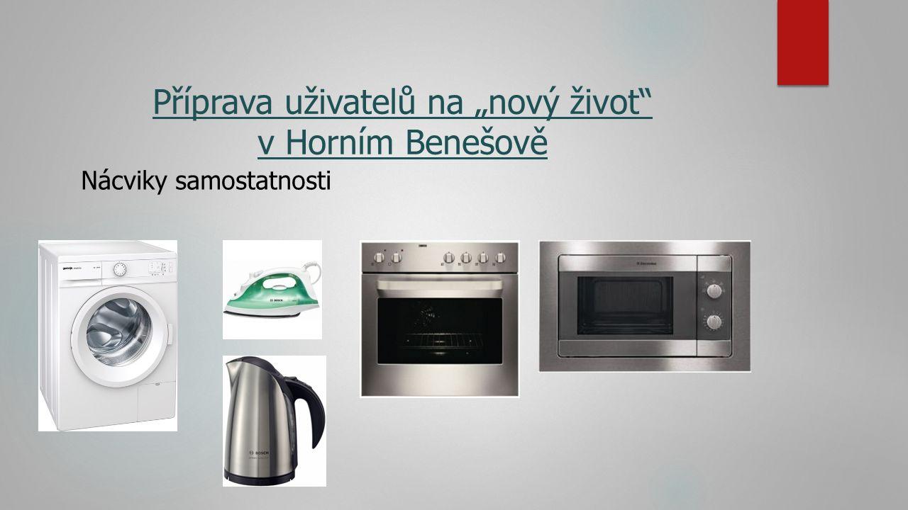 """Příprava uživatelů na """"nový život v Horním Benešově"""