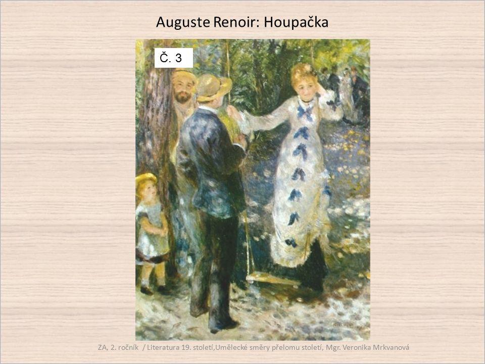 Auguste Renoir: Houpačka