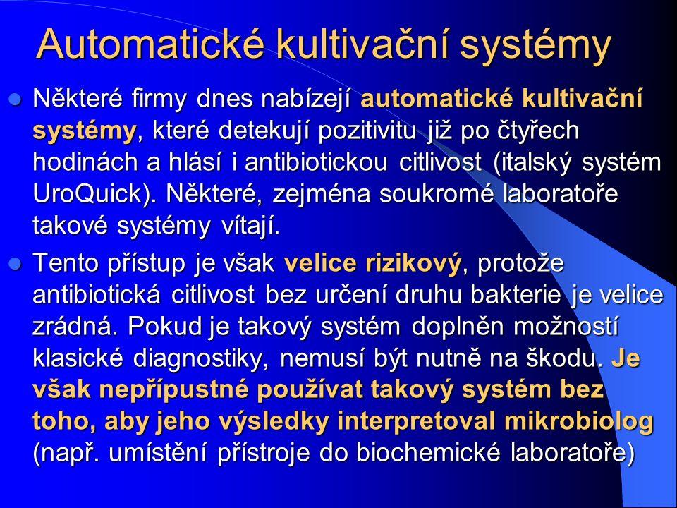 Automatické kultivační systémy