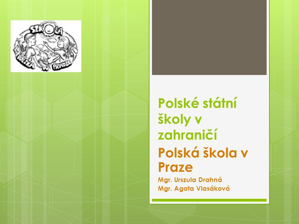 Polské státní školy v zahraničí