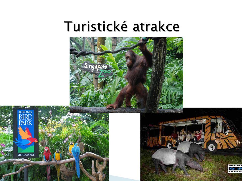 Turistické atrakce
