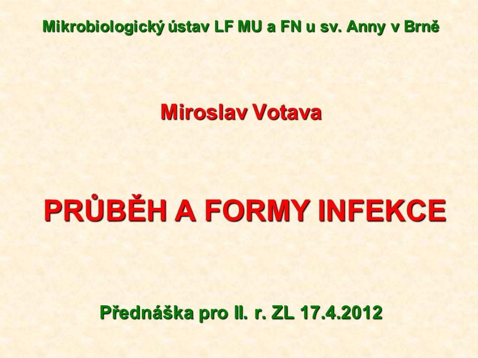 Mikrobiologický ústav LF MU a FN u sv. Anny v Brně