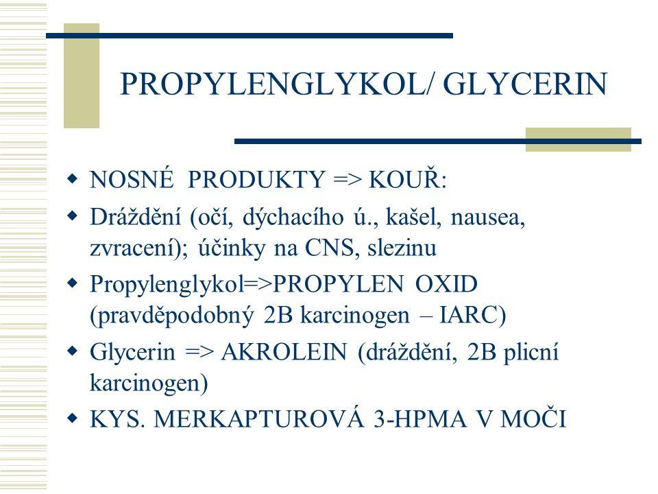 PROPYLENGLYKOL/ GLYCERIN
