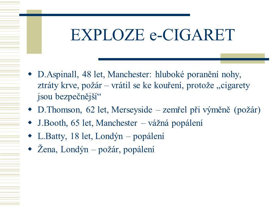 EXPLOZE e-CIGARET