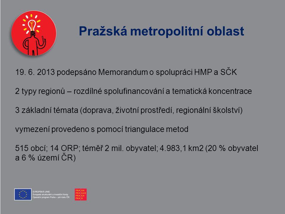 Pražská metropolitní oblast