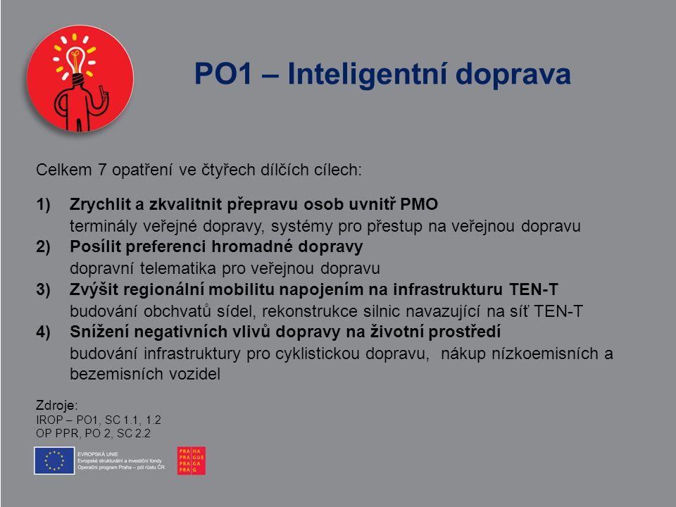 PO1 – Inteligentní doprava
