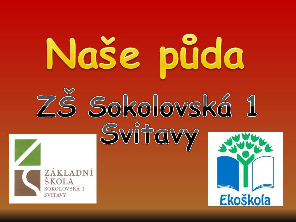 Naše půda ZŠ Sokolovská 1 Svitavy