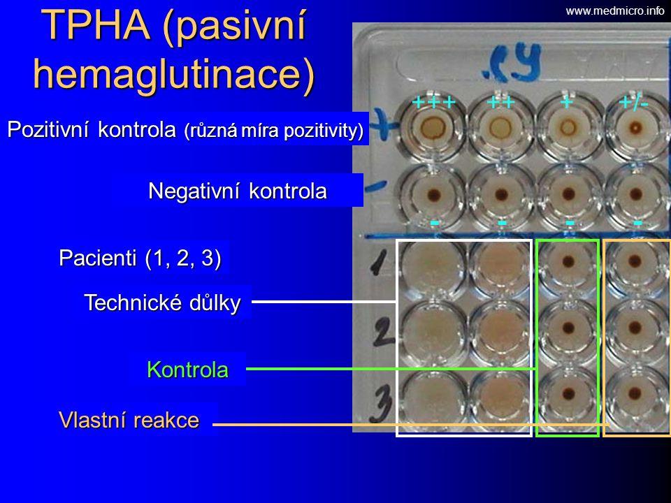 TPHA (pasivní hemaglutinace)