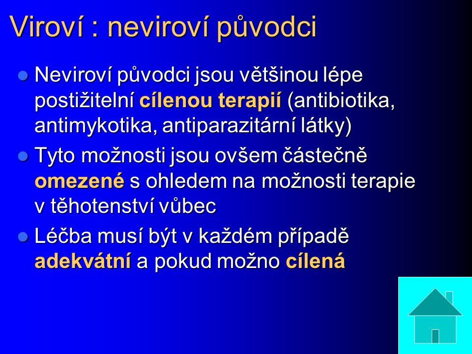 Viroví : neviroví původci