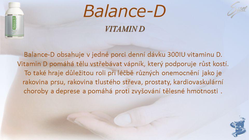 Balance-D VITAMIN D.