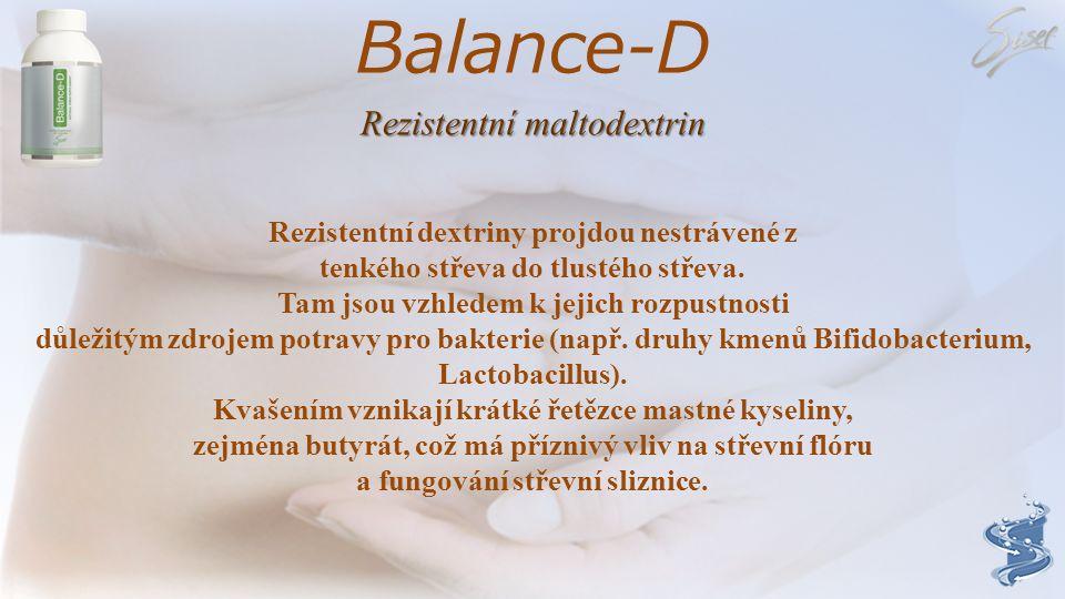 Balance-D Rezistentní maltodextrin