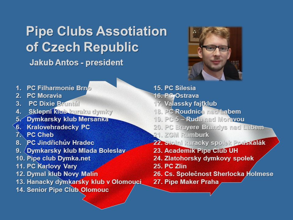 Pipe Clubs Assotiation of Czech Republic