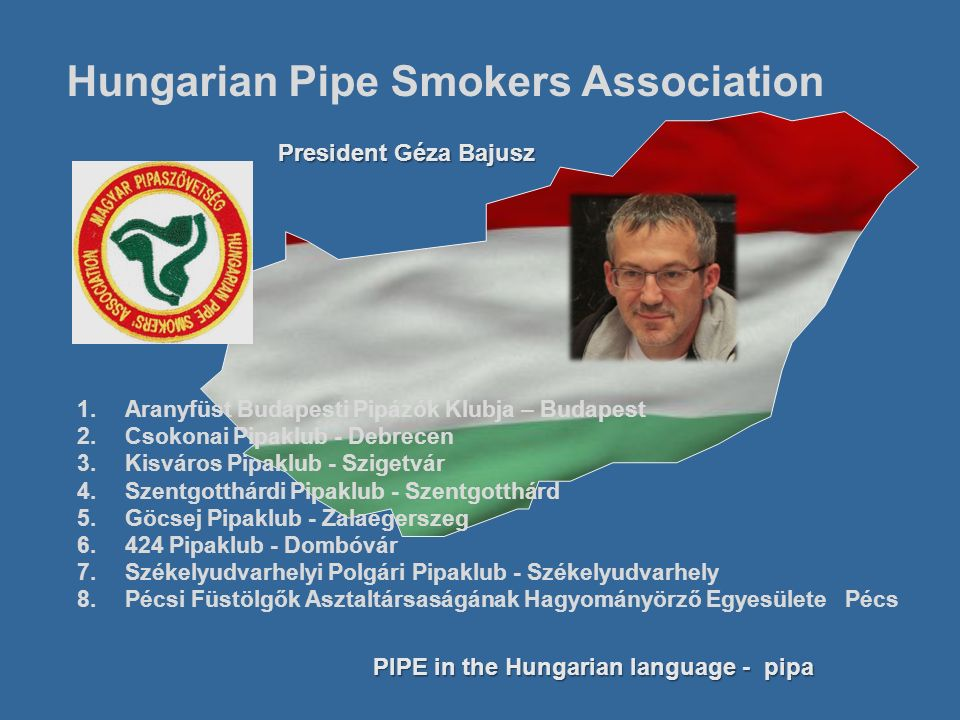 Hungarian Pipe Smokers Association