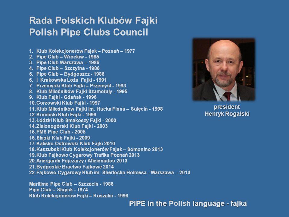 president Henryk Rogalski