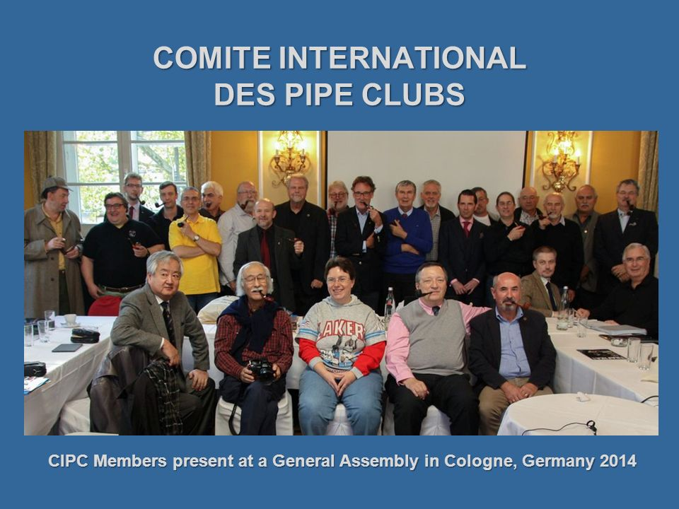 COMITE INTERNATIONAL DES PIPE CLUBS
