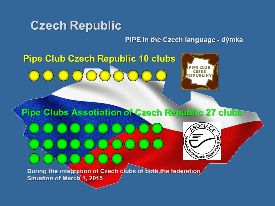 Czech Republic Pipe Club Czech Republic 10 clubs