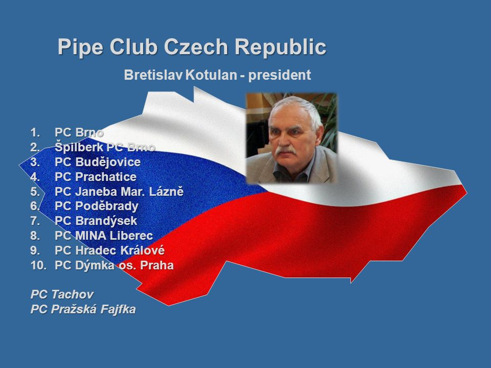 Pipe Club Czech Republic