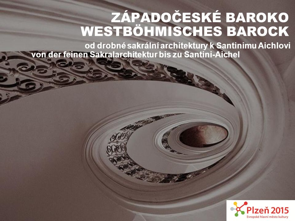 ZÁPADOČESKÉ BAROKO Westböhmisches Barock