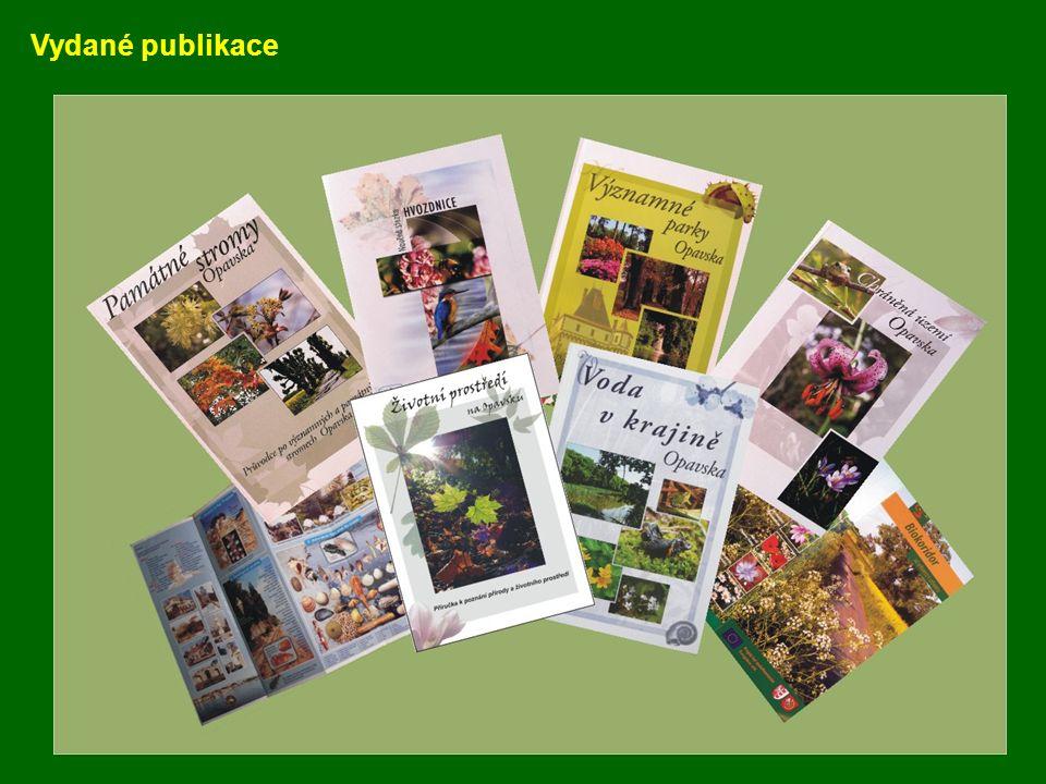 Vydané publikace
