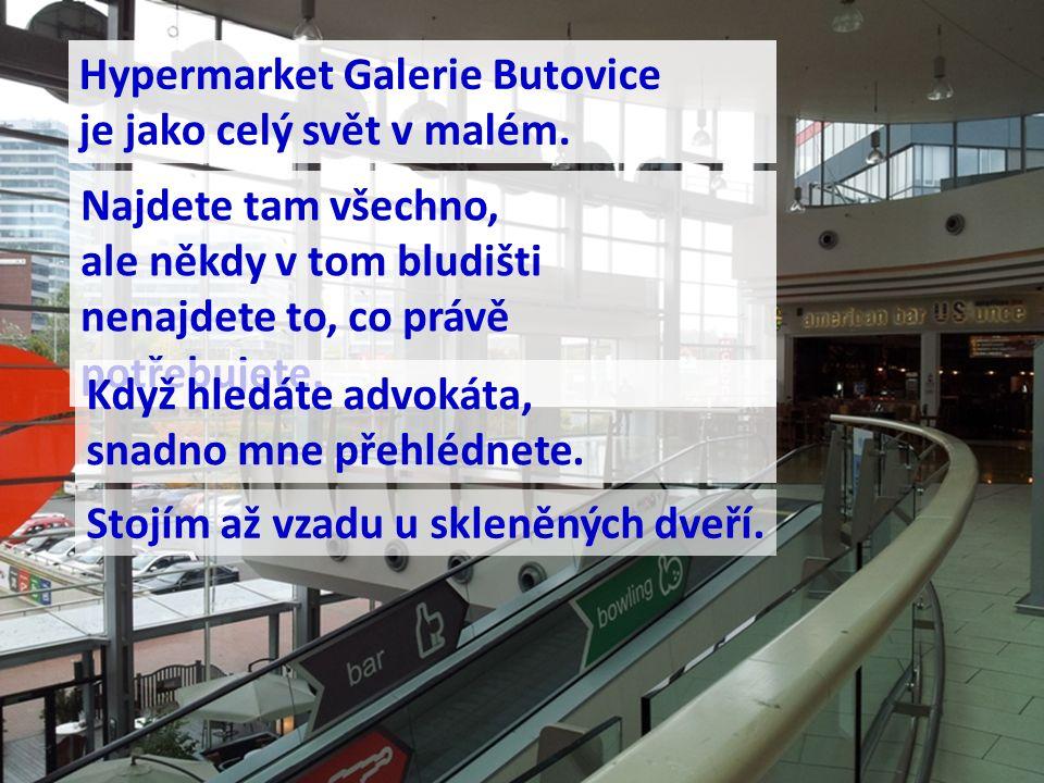 Hypermarket Galerie Butovice