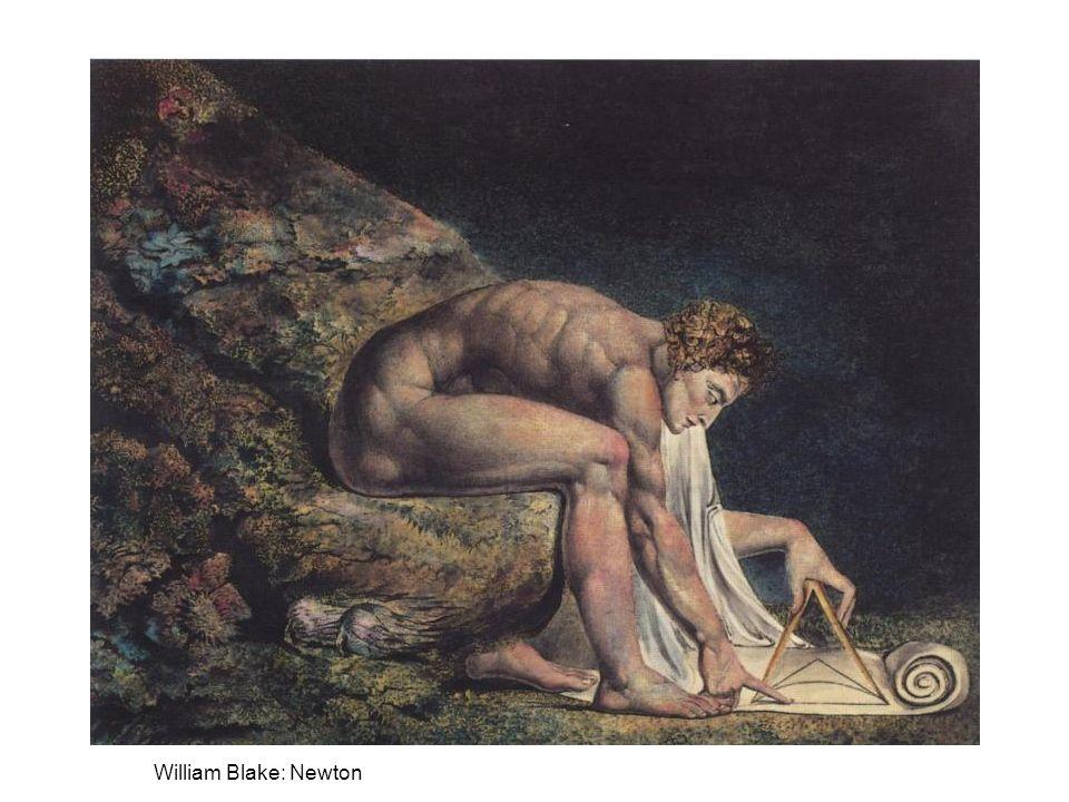 Romantická reakce John Keats (1795-1821): Newton podřízl krk poezii