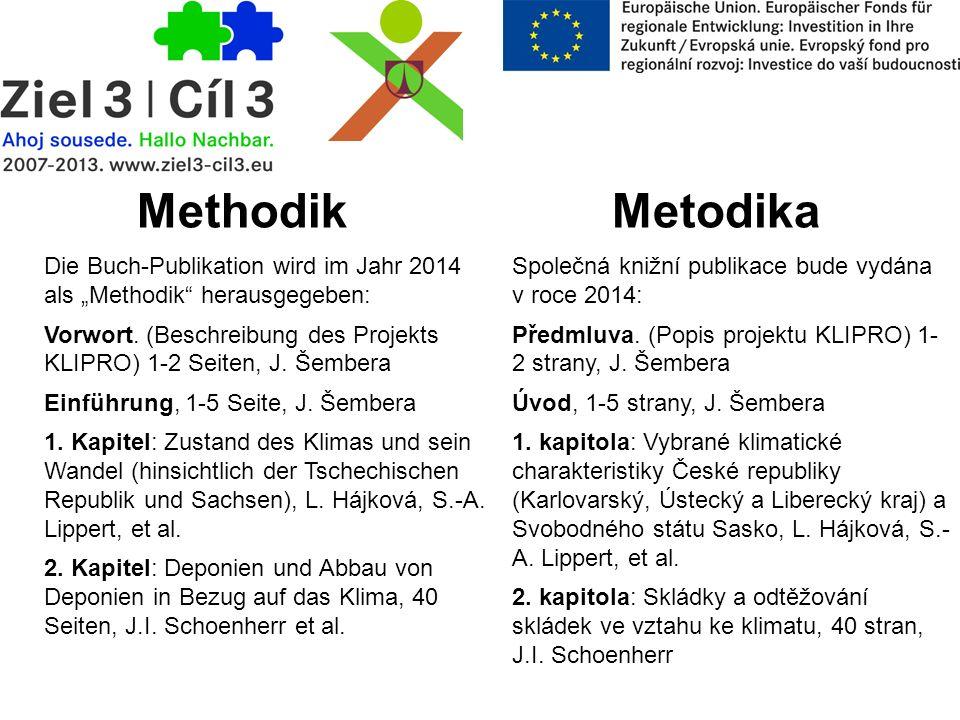 """Methodik Metodika. Die Buch-Publikation wird im Jahr 2014 als """"Methodik herausgegeben:"""