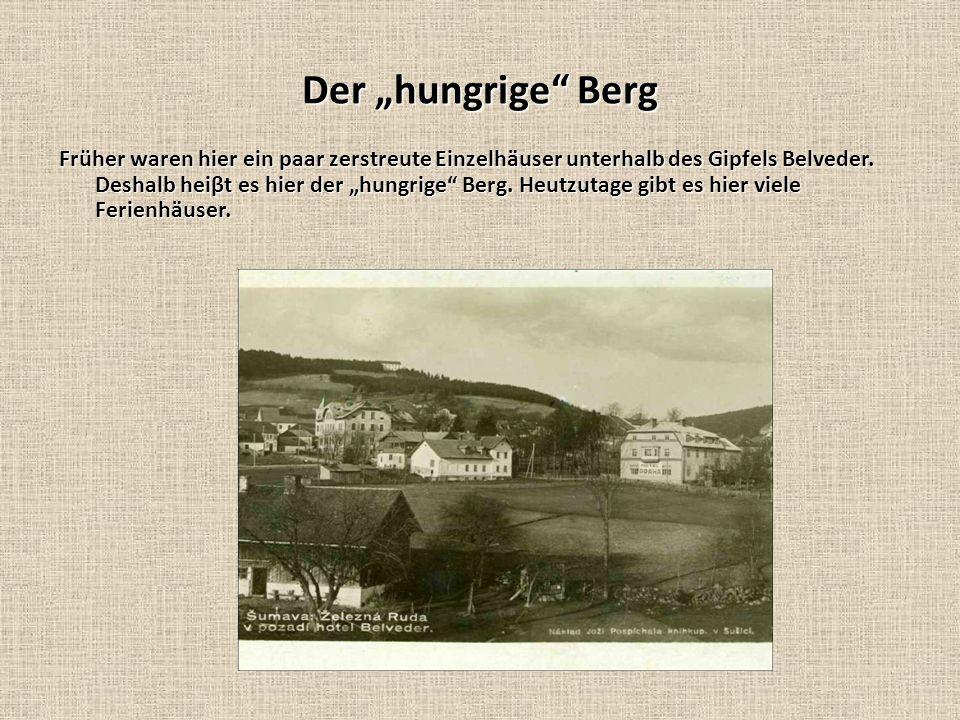 """Der """"hungrige Berg"""