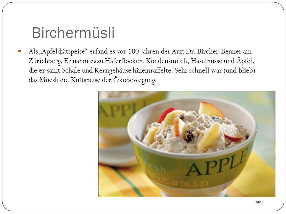 Birchermüsli