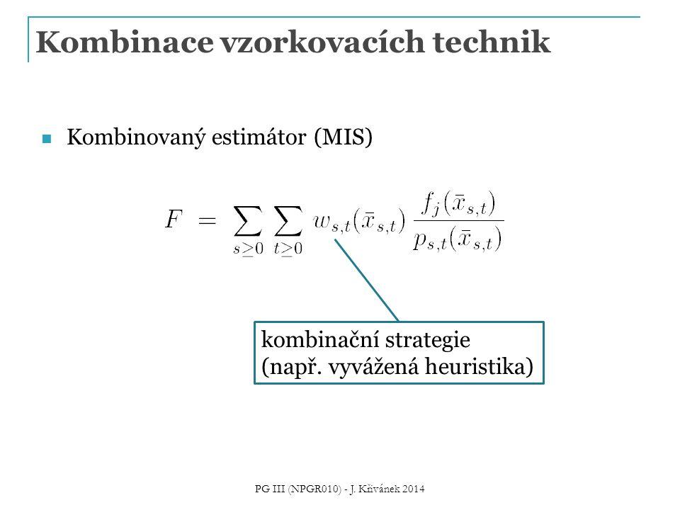 Kombinace vzorkovacích technik