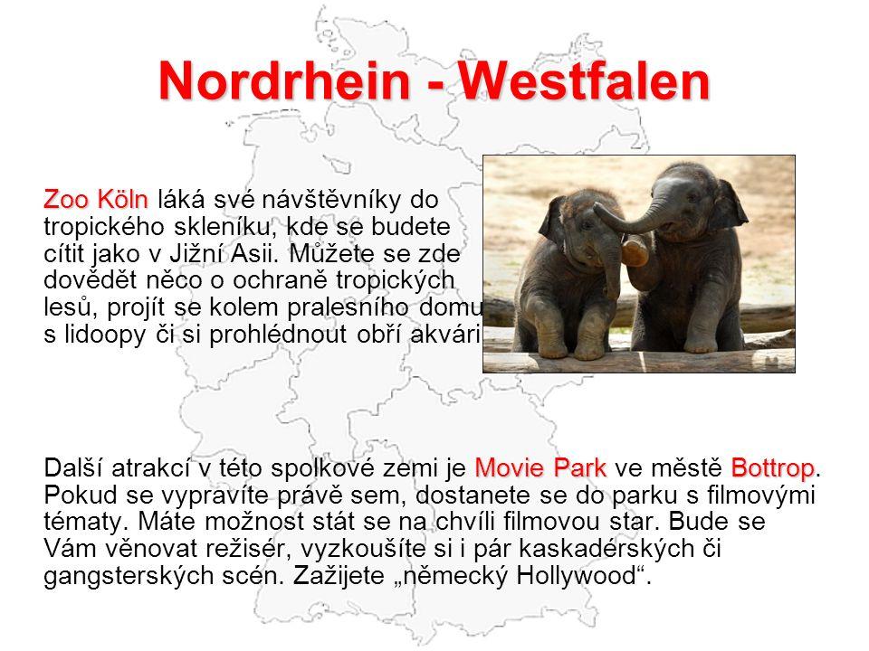 Nordrhein - Westfalen Zoo Köln láká své návštěvníky do