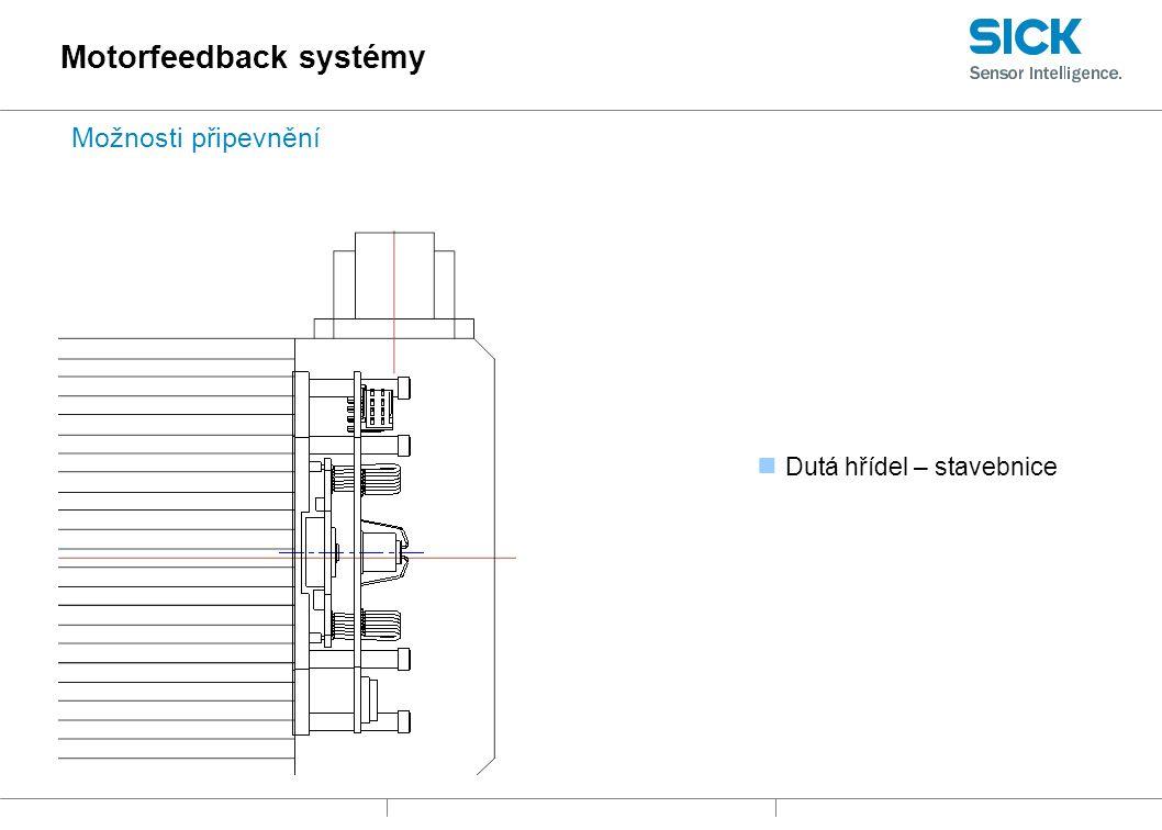 Motorfeedback systémy