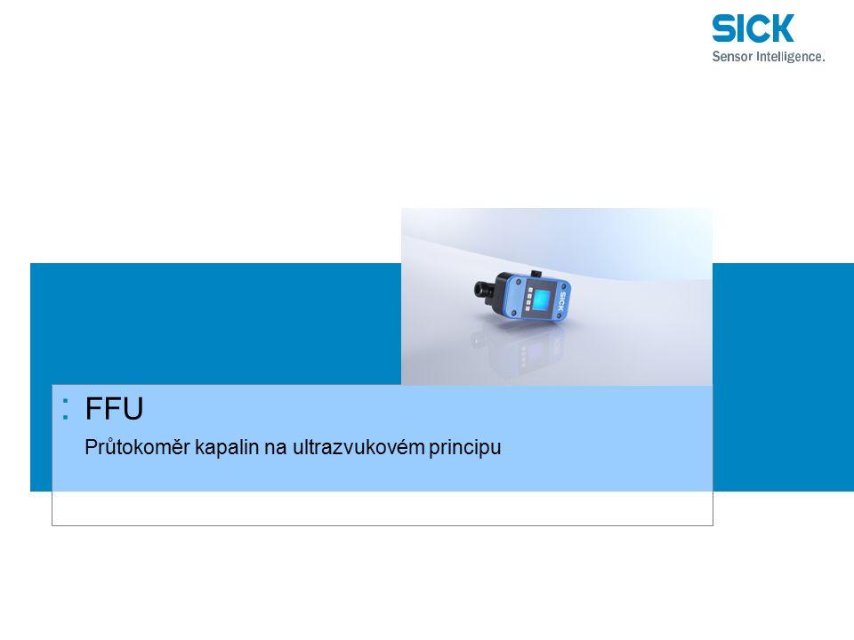 Průtokoměr kapalin na ultrazvukovém principu