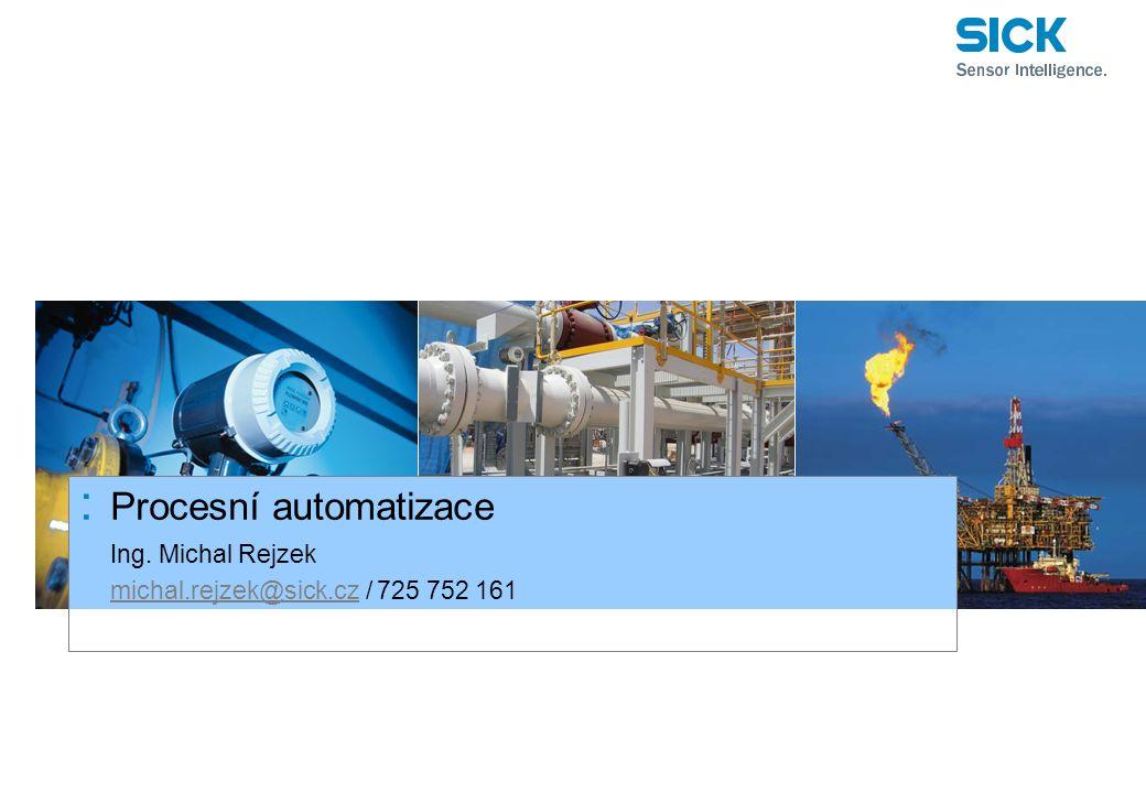 Procesní automatizace