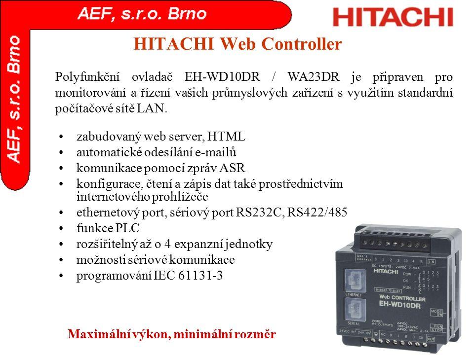 HITACHI Web Controller