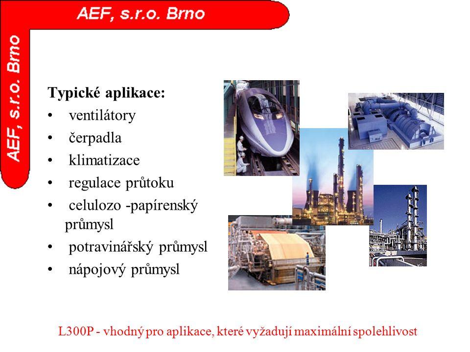 celulozo -papírenský průmysl potravinářský průmysl nápojový průmysl