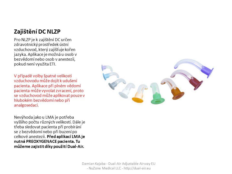 Zajištění DC NLZP