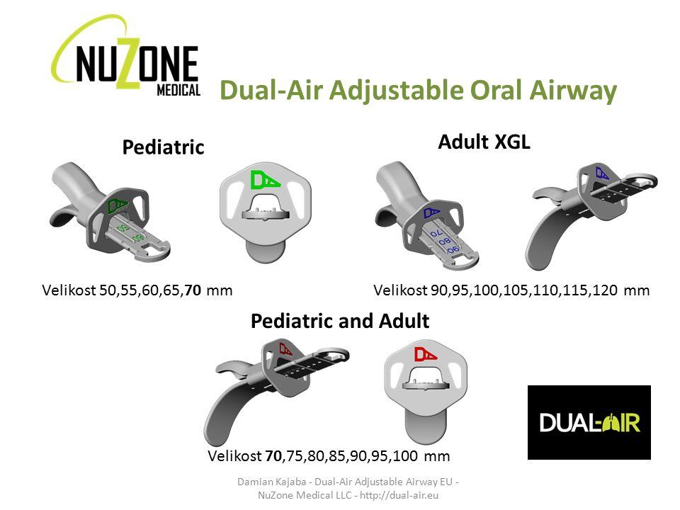 Dual-Air Adjustable Oral Airway