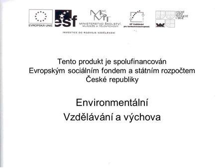 Ekologicka Vychova V Zoo Ostrava Ppt Stahnout