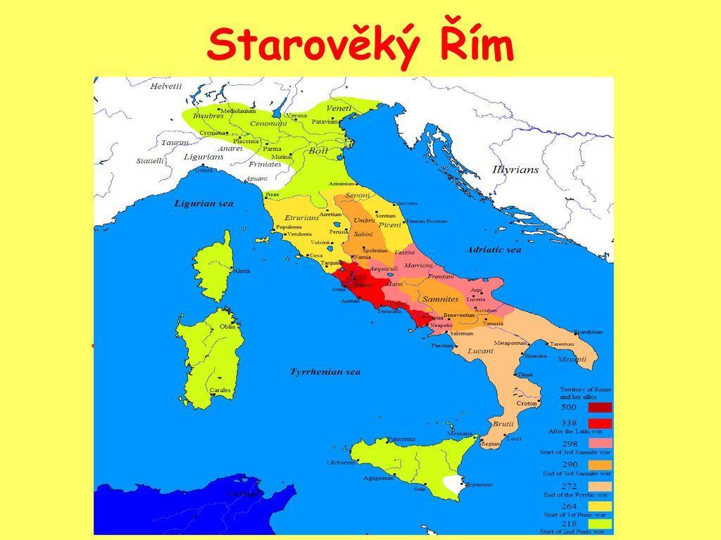Staroveky Rim Jak A Kdy To Zacalo Ppt Stahnout